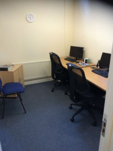 Phase 1 Unit 1a office