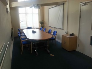 Unit 1a - meeting room
